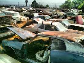 Auto Wrecking Classic Car Parts Antique Auto Parts Car
